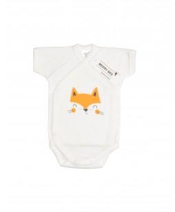 Боді короткий рукав  Fox (2618)